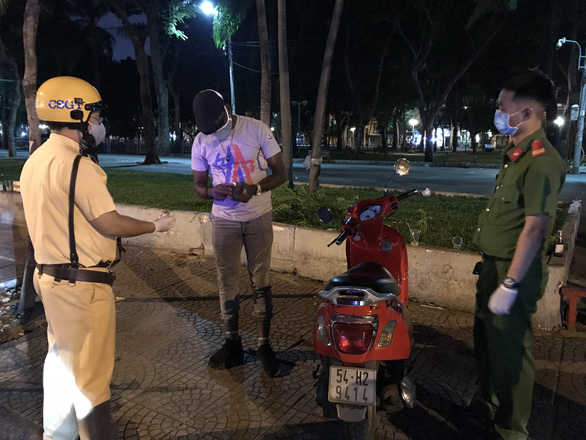 Foreign man caught with cannabis in downtown Ho Chi Minh City