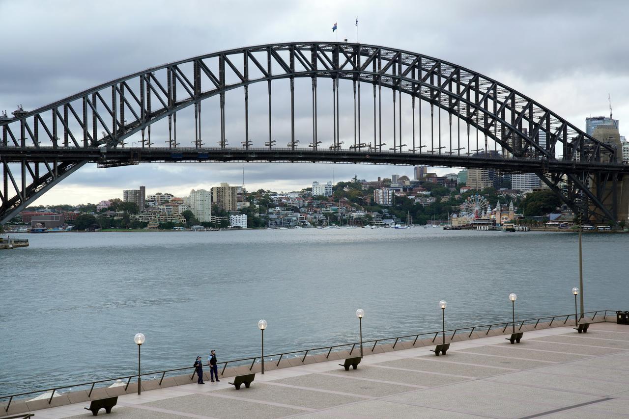 Australia investigates if 'illegal' medical worker dinner party behind coronavirus bump