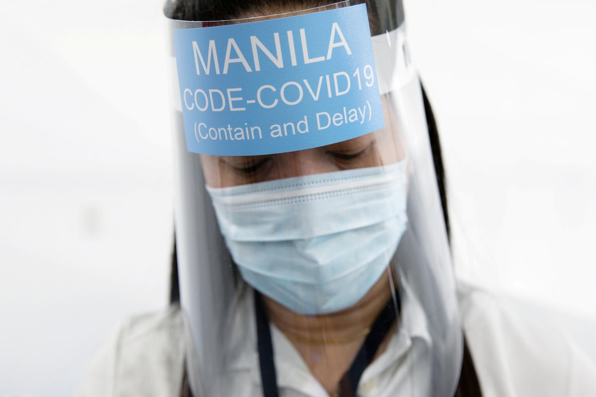 Philippines ramps up coronavirus testing to find thousands of unknown infections