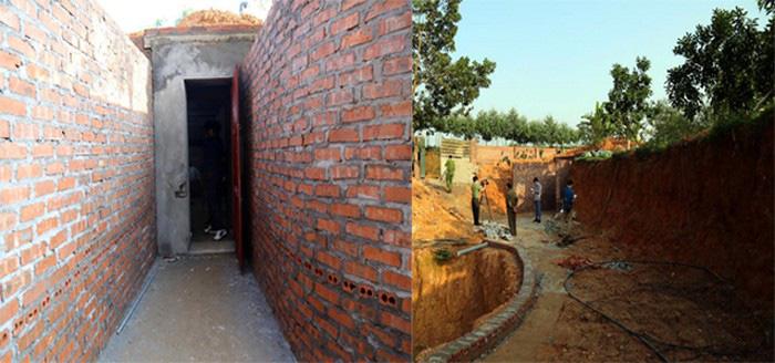 Police raid gambling ring inside secret 'bunker' in northern Vietnam
