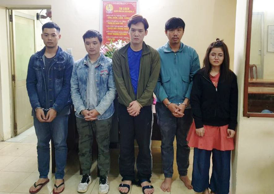 Saigon police bust Chinese-led ring operating loan shark apps with over 60,000 debtors