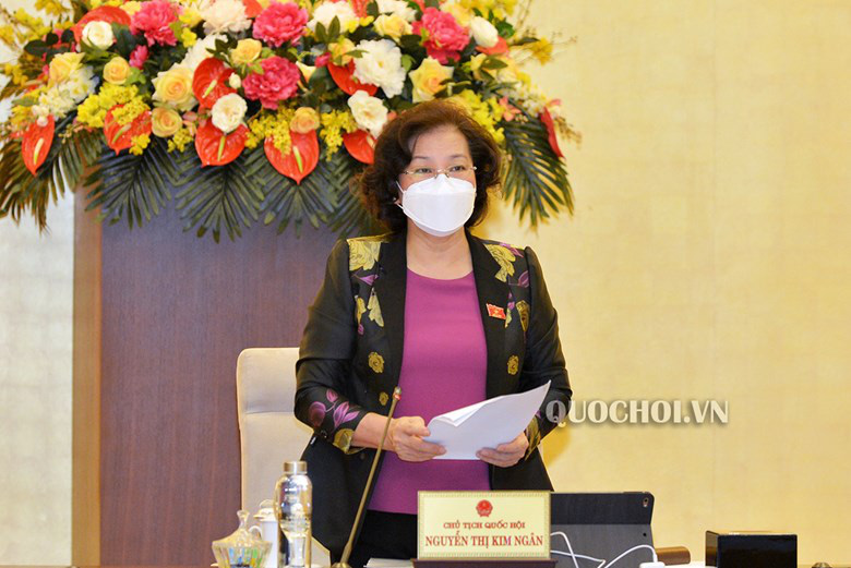 Vietnam's top legislator suggests formation of youth ministry