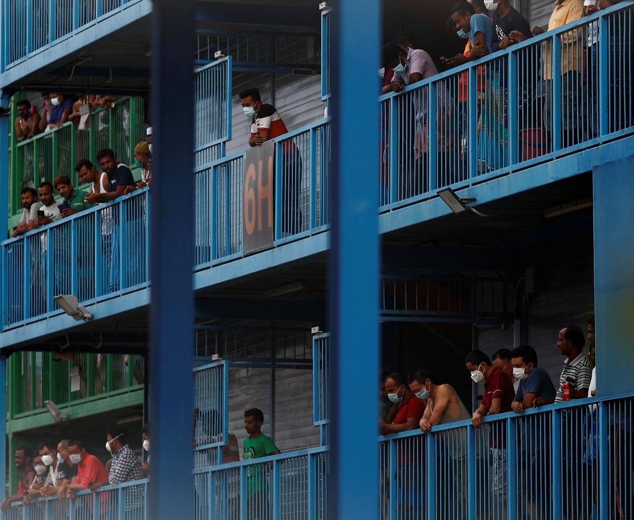 The S11 dormitory: inside Singapore's biggest coronavirus cluster