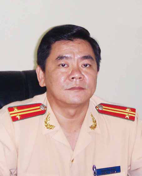 Provincial traffic police chief axed over serious violations in southern Vietnam