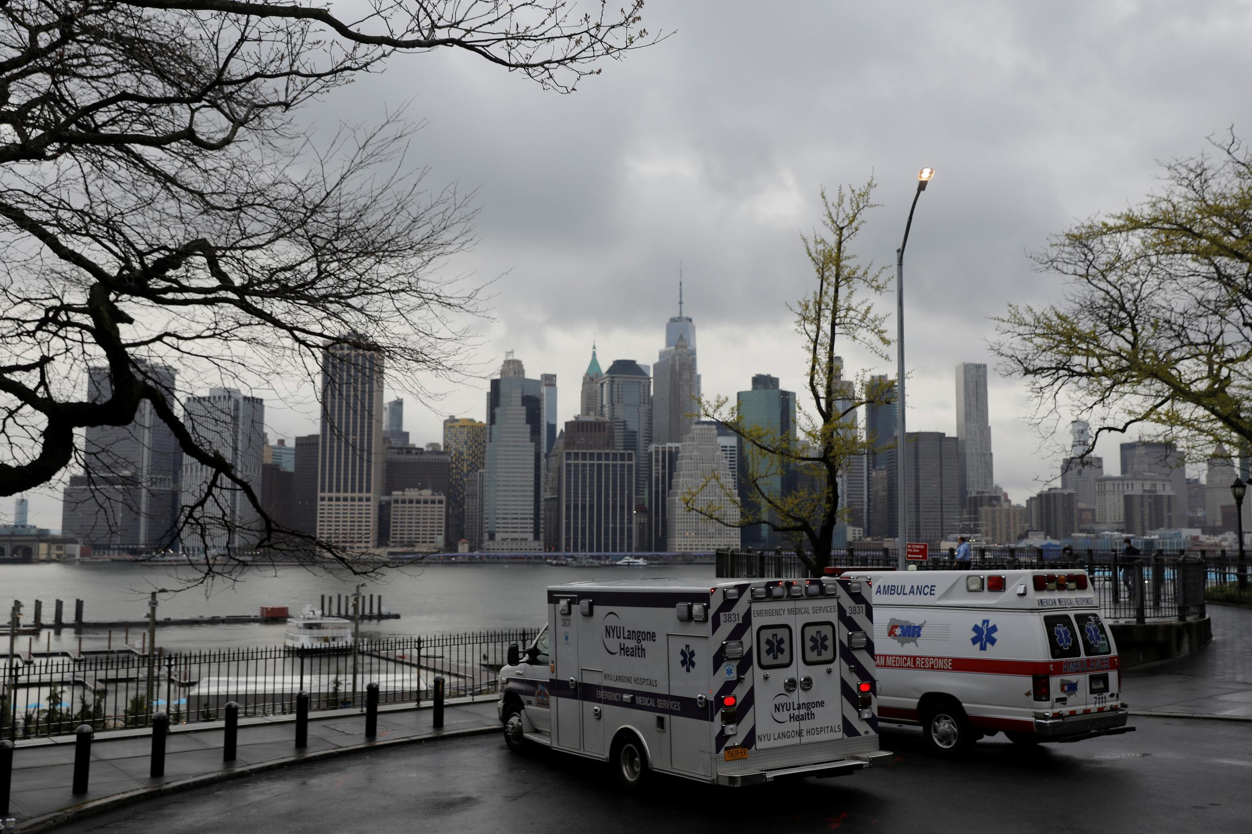 Coronavirus came to New York from Europe, not China, governor says