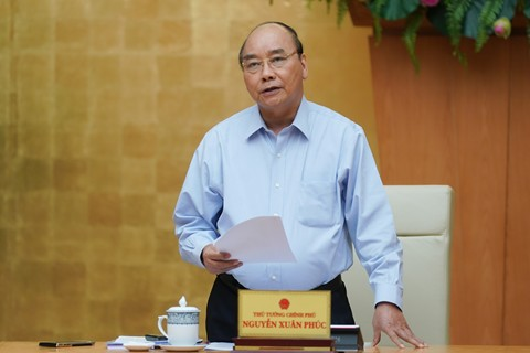 Vietnam basically pushes back COVID-19 epidemic: PM