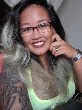 Angeli Castillo is seen in a photo she provided Tuoi Tre News