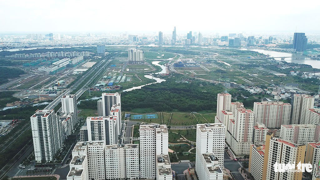 Ho Chi Minh City to auction three plots of land in Thu Thiem area