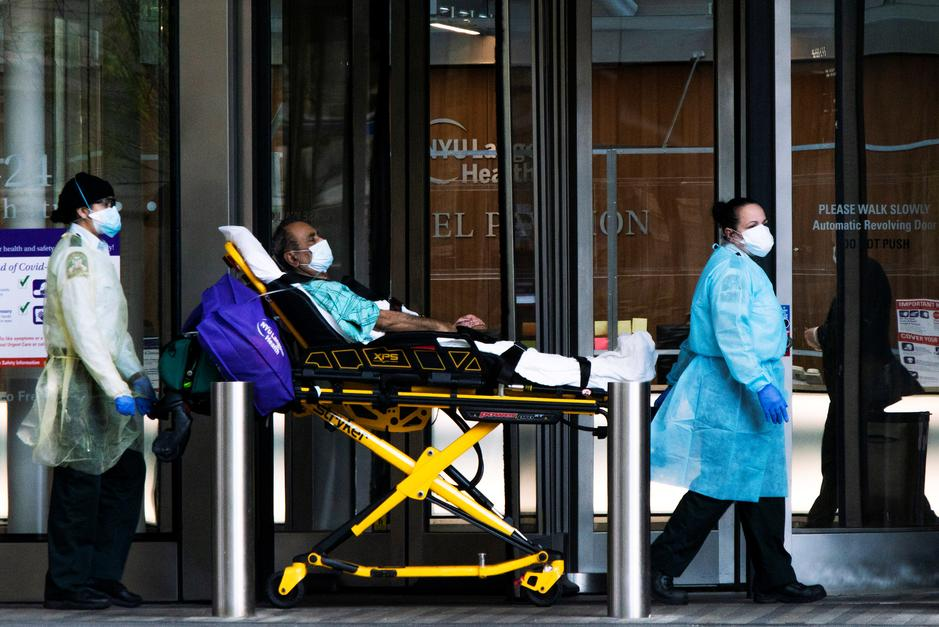 Researchers nearly double U.S. coronavirus death projection due to easing