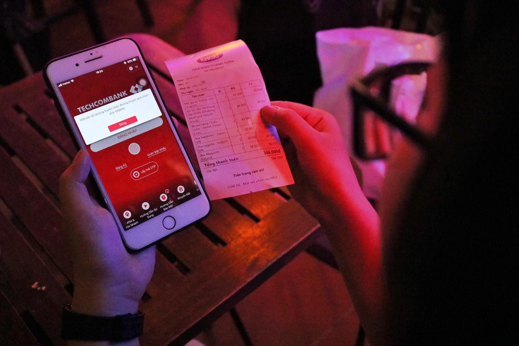 Vietnam's Techcombank blames upgrade for system failure
