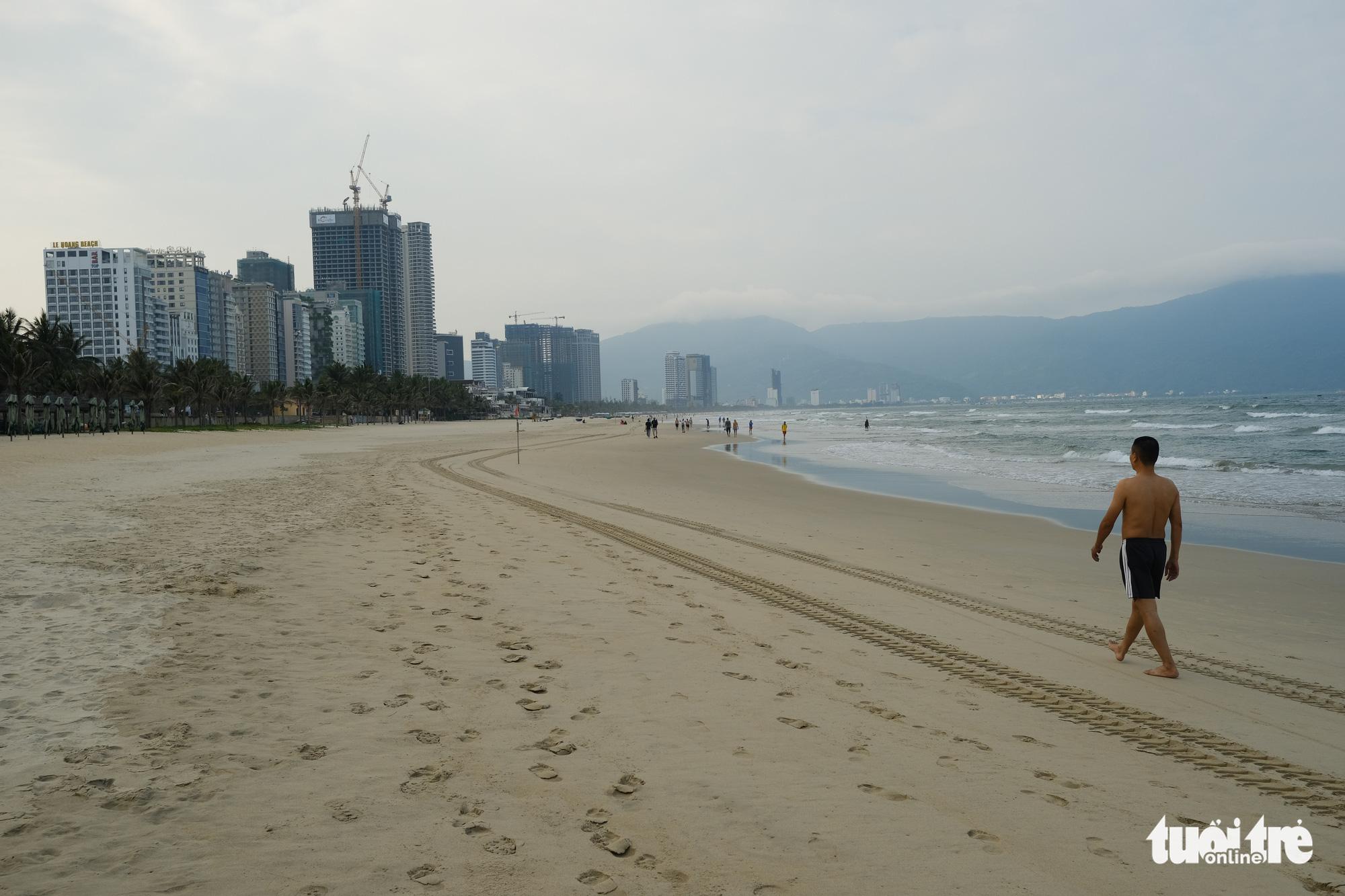 Visitors to Da Nang during holiday break plummet by 96% y-o-y