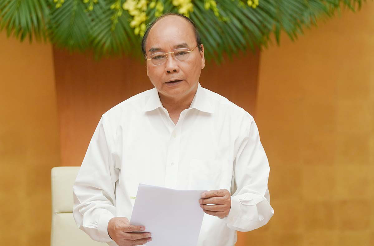 Vietnam premier targets 5% GDP growth in 2020 despite COVID-19 pandemic
