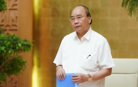Vietnam prime minister orders reopening of non-essential businesses