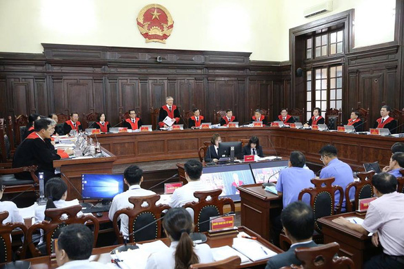 Vietnam's supreme court upholds sentence for death row inmate in high-profile murder case