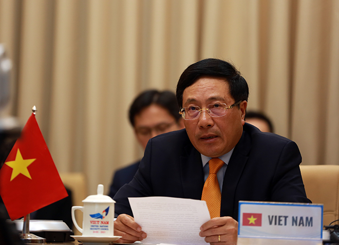 On WW2 anniversary, Vietnam's deputy PM calls for global solidarity to preserve hard-won peace