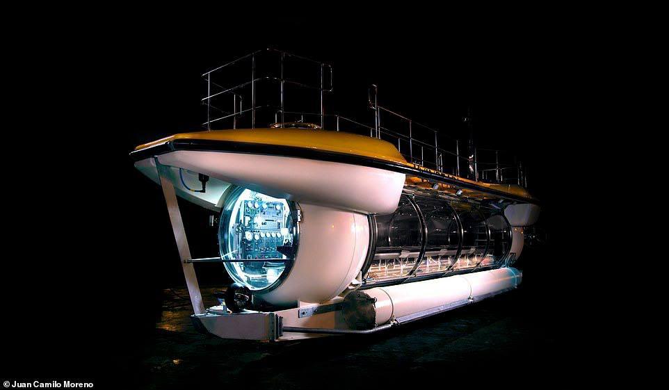 Vietnam's Vingroup purchases DeepView 24 submarine for resort in Nha Trang