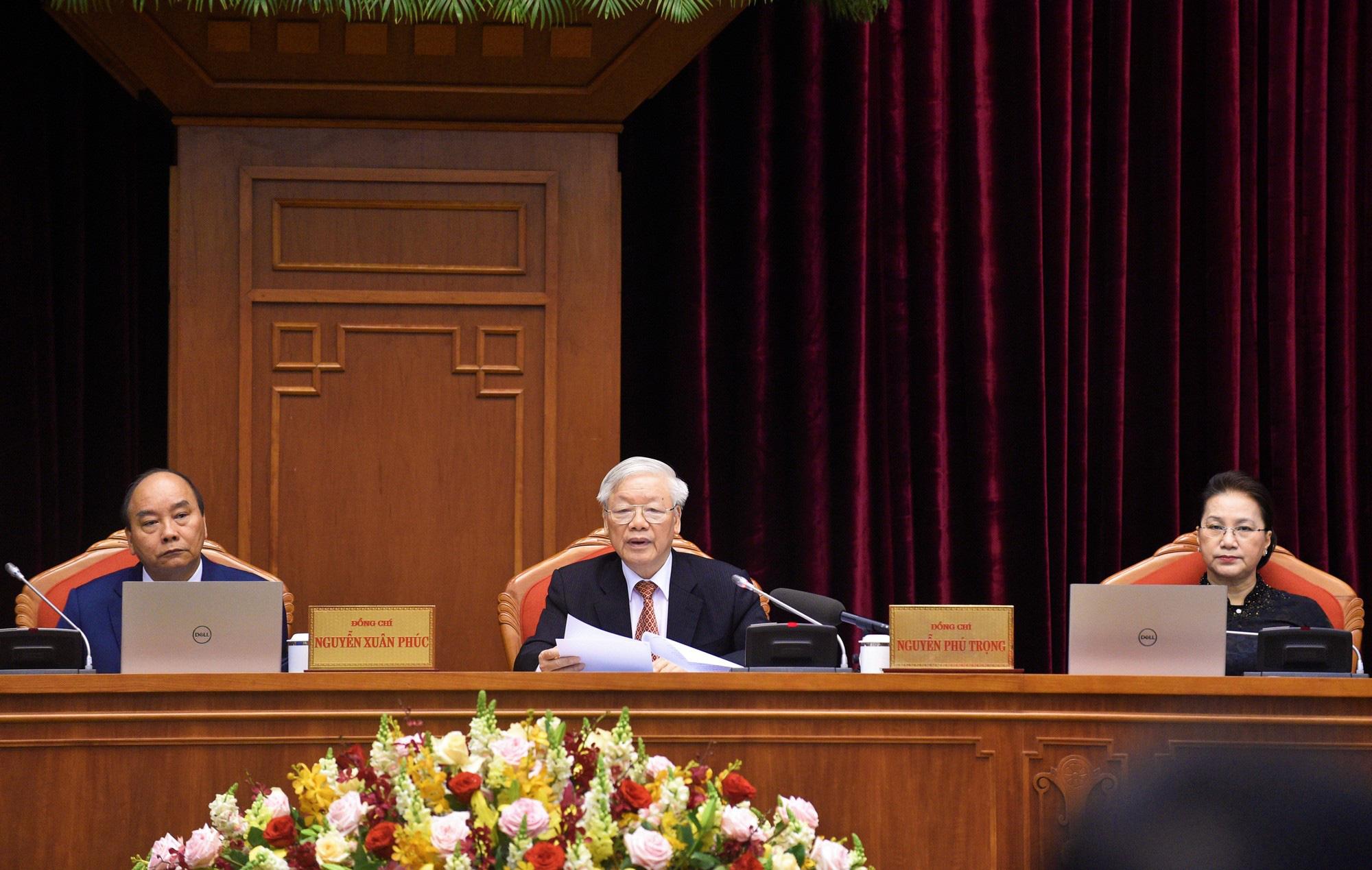 Vietnam's Party Central Committee convenes three-day plenum in Hanoi