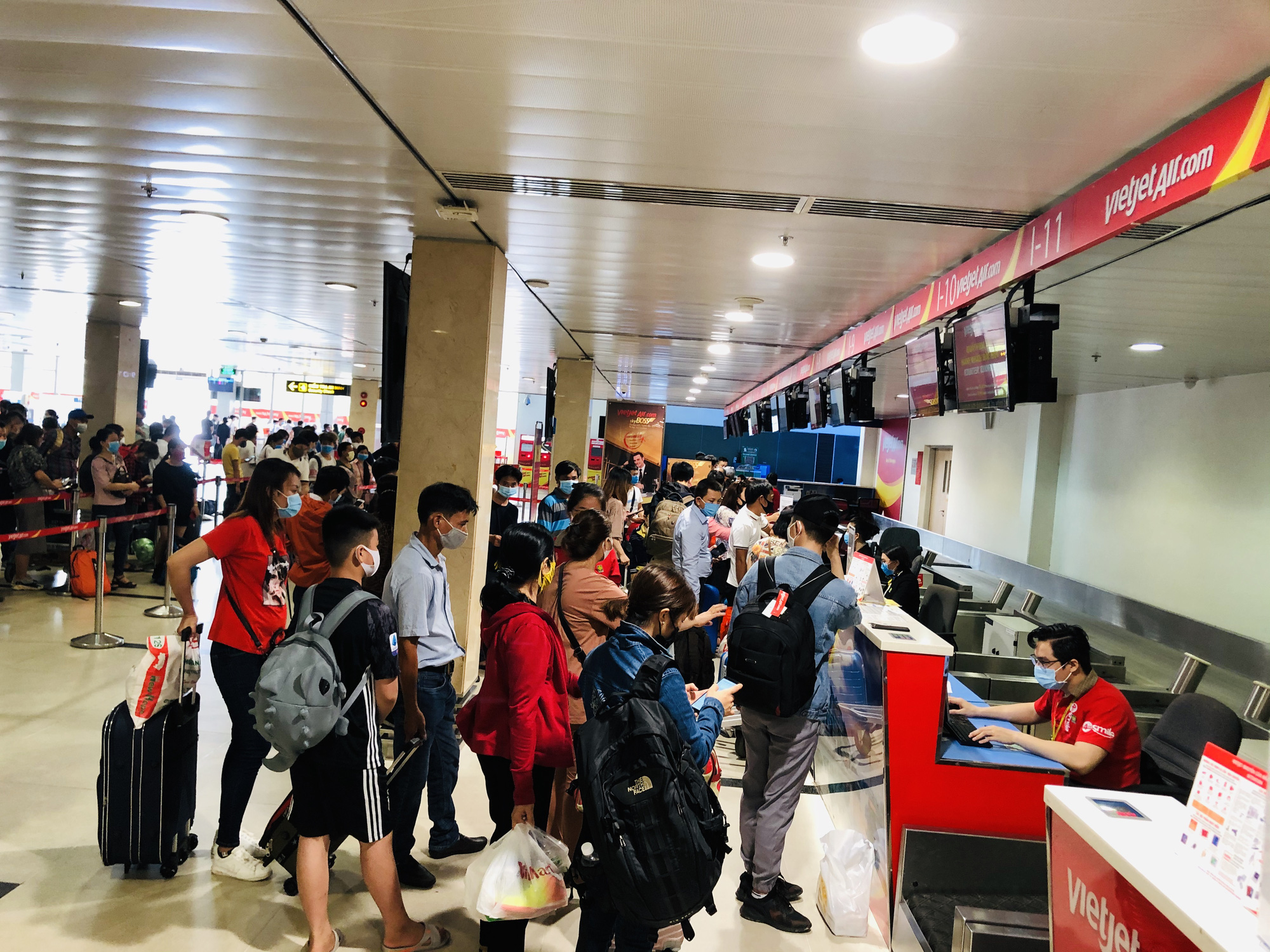 Vietjet offers 3 million promotion tickets as domestic services fully restored