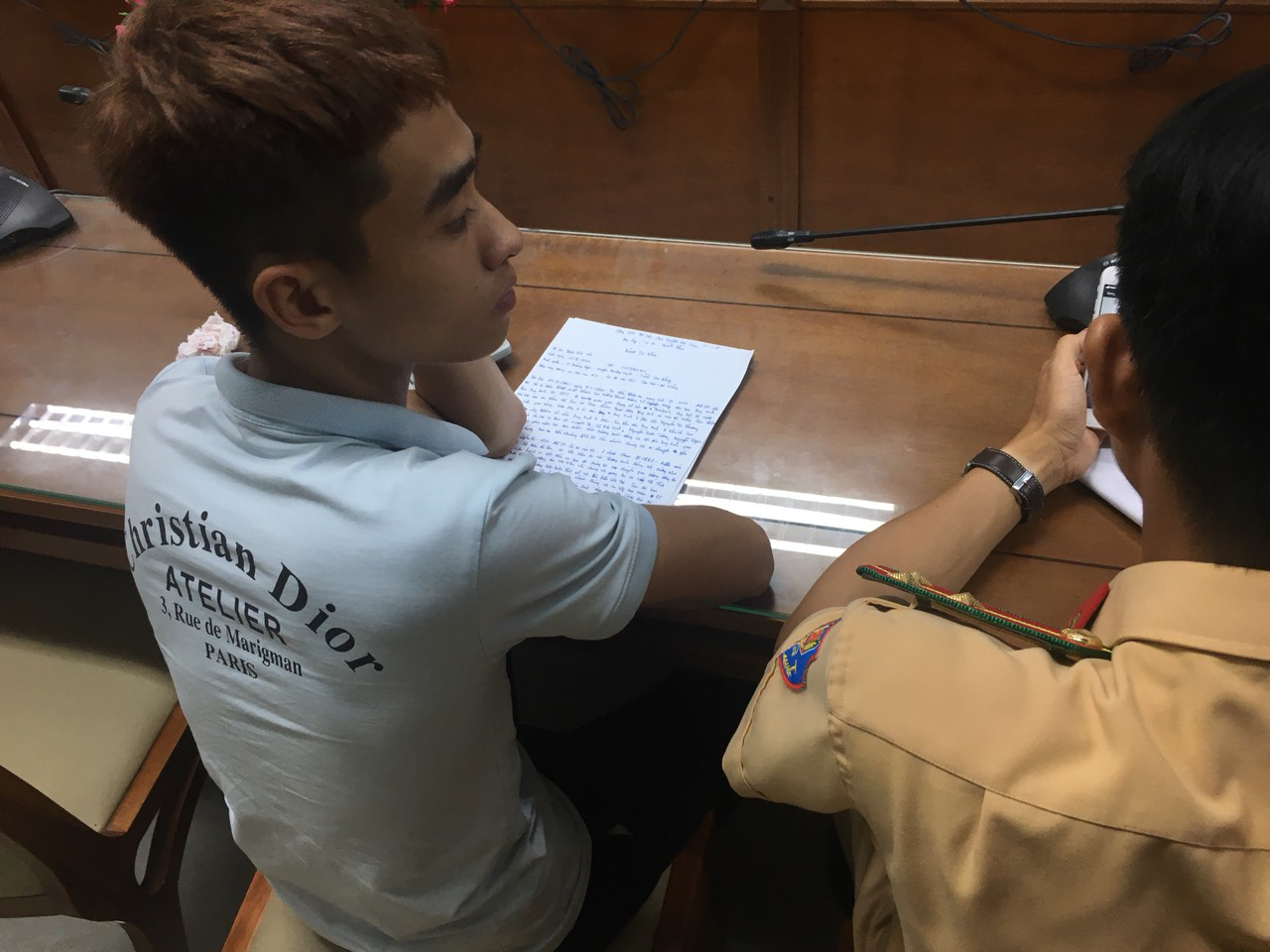 Man summoned by Da Nang police after viral clip of reckless driving
