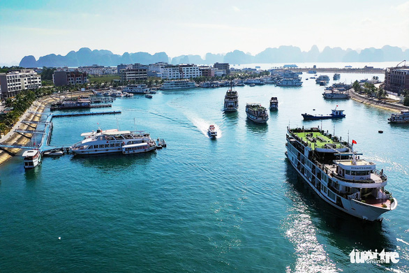 Vietnam's Quang Ninh, home to Ha Long Bay,goes all out to boosttourism