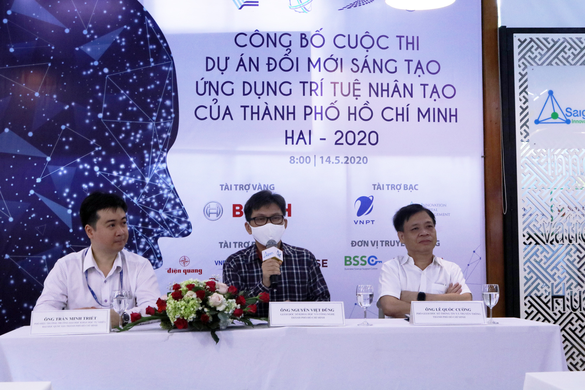 Ho Chi Minh City launches AI competition