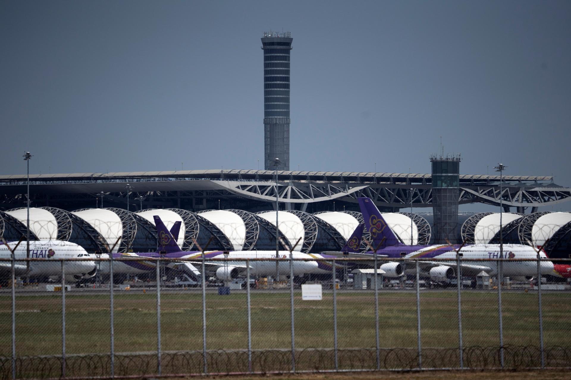 Thai government OKs plan for bankruptcy court-led restructuring of Thai Airways