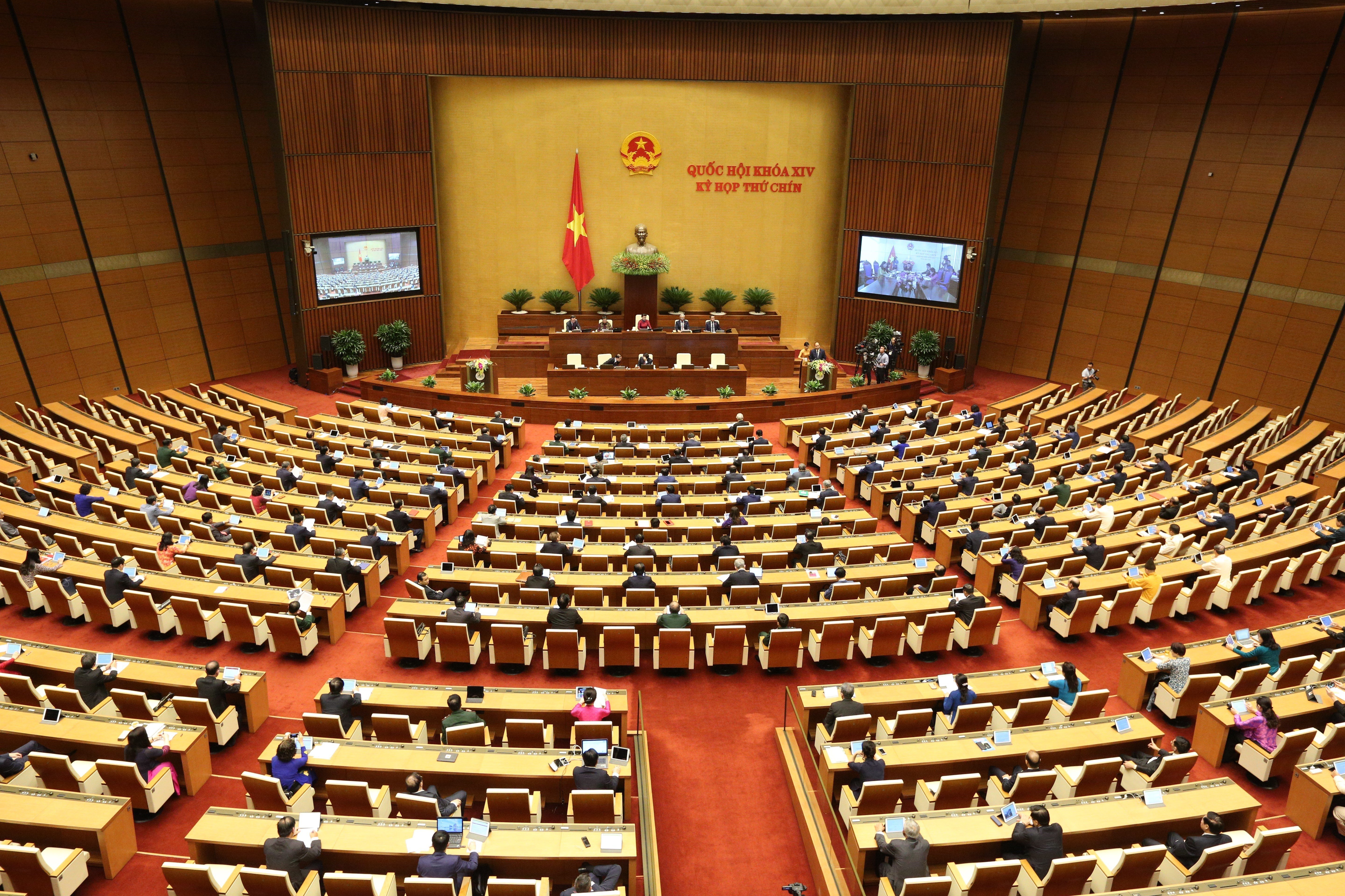 Vietnam's National Assembly convenes first online session