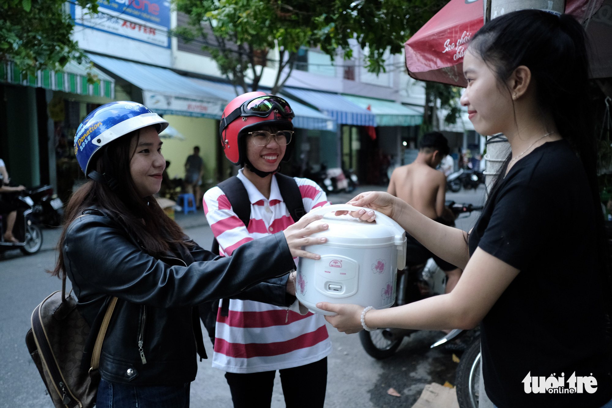 Trash to treasure: Da Nang's 'Give and Take' app helps used goods find new owners