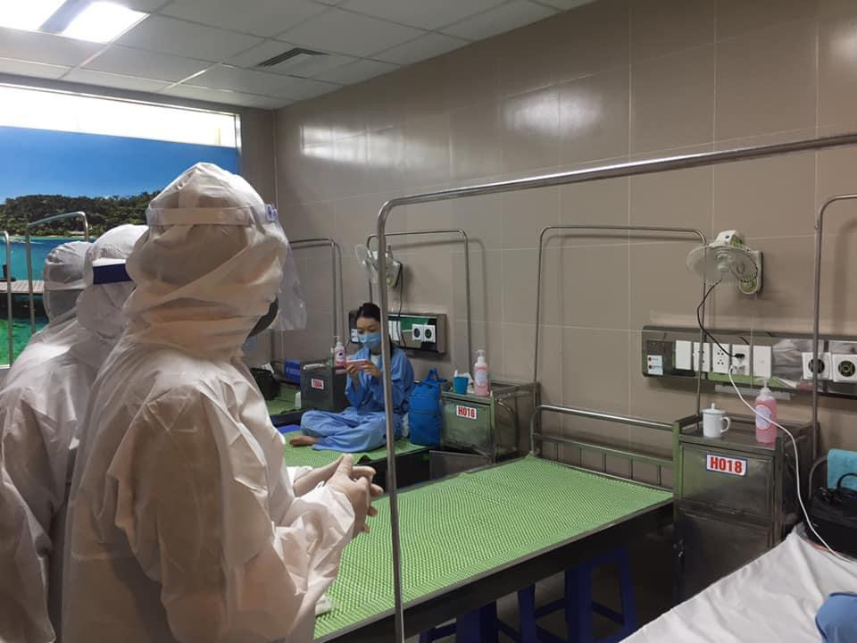 Woman returning from Russia becomes Vietnam's 325th COVID-19 patient
