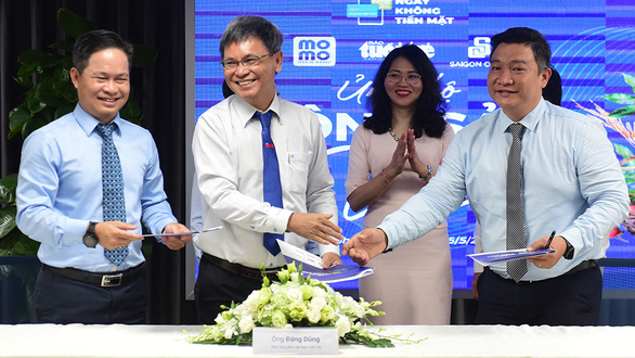 Tuoi Tre announces 'Cashless Day 2020'