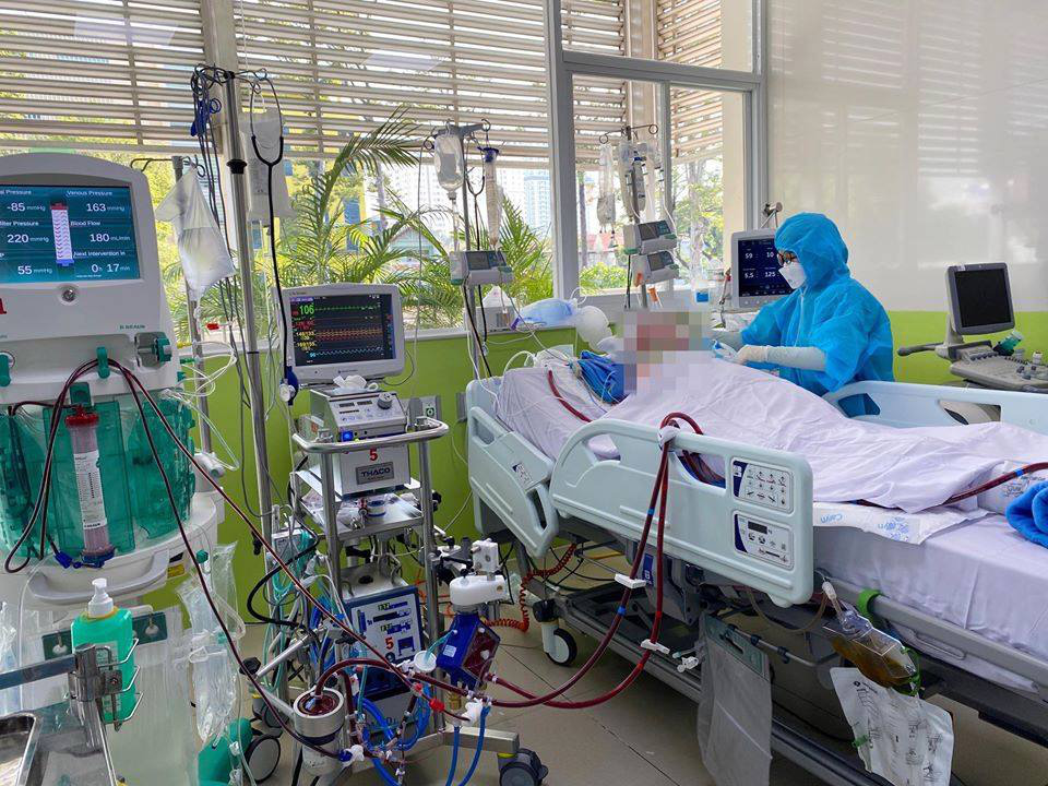 British pilot shows cognitive improvement in Ho Chi Minh City hospital