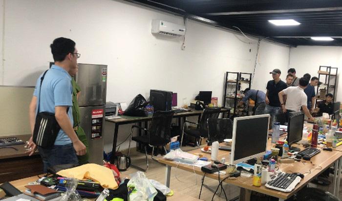 Hanoi police break up largest online gambling ring to date