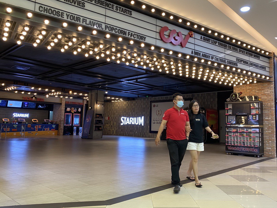 Vietnamese cinemas remain empty as industry awaits post-pandemic rebound