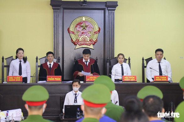 12 people handed sentences in Vietnam's Son La Province for roles in national exam cheating scandal