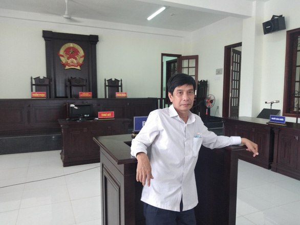 Court in southern Vietnam says decision fair after convicted man commits suicide