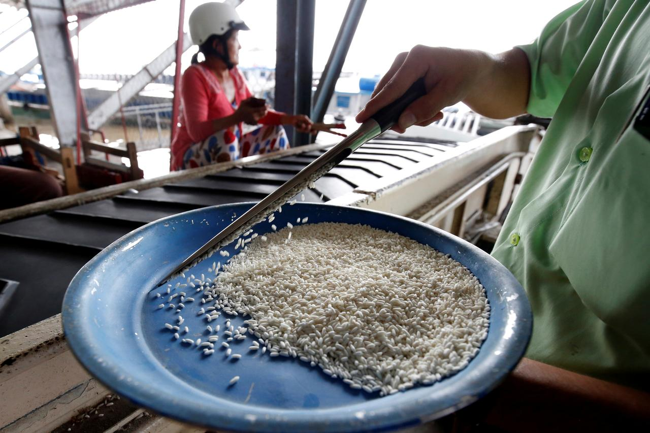 Vietnam aims to export 7 million tonnes of rice this year: govt