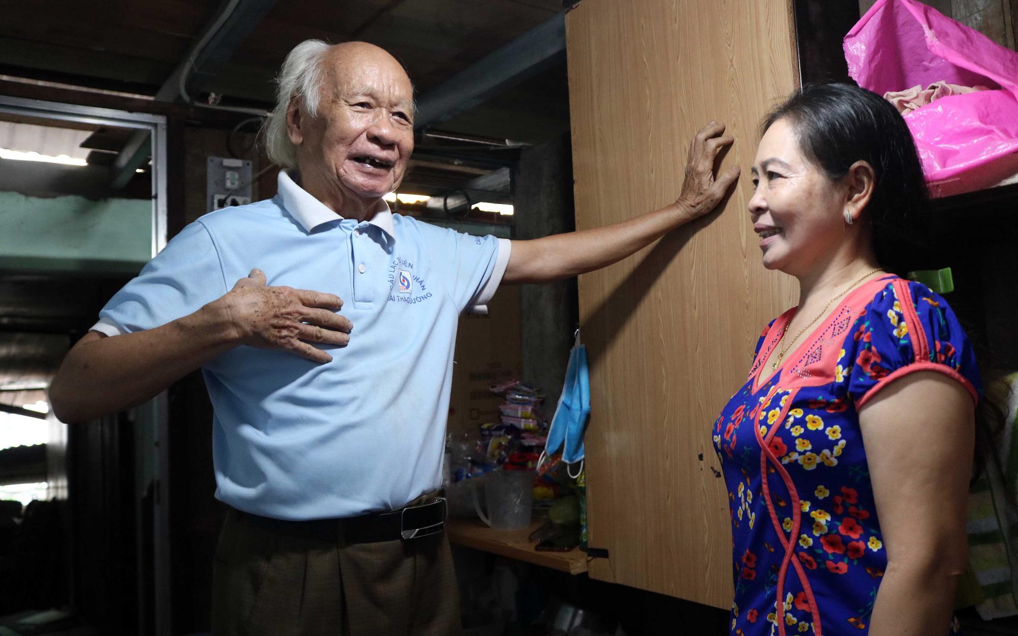 In Saigon, landlord runs 'emergency fund' for any dweller in distress