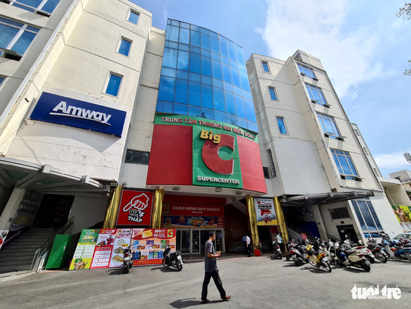 Big C supermarket chain closes Saigon store over rental disagreement