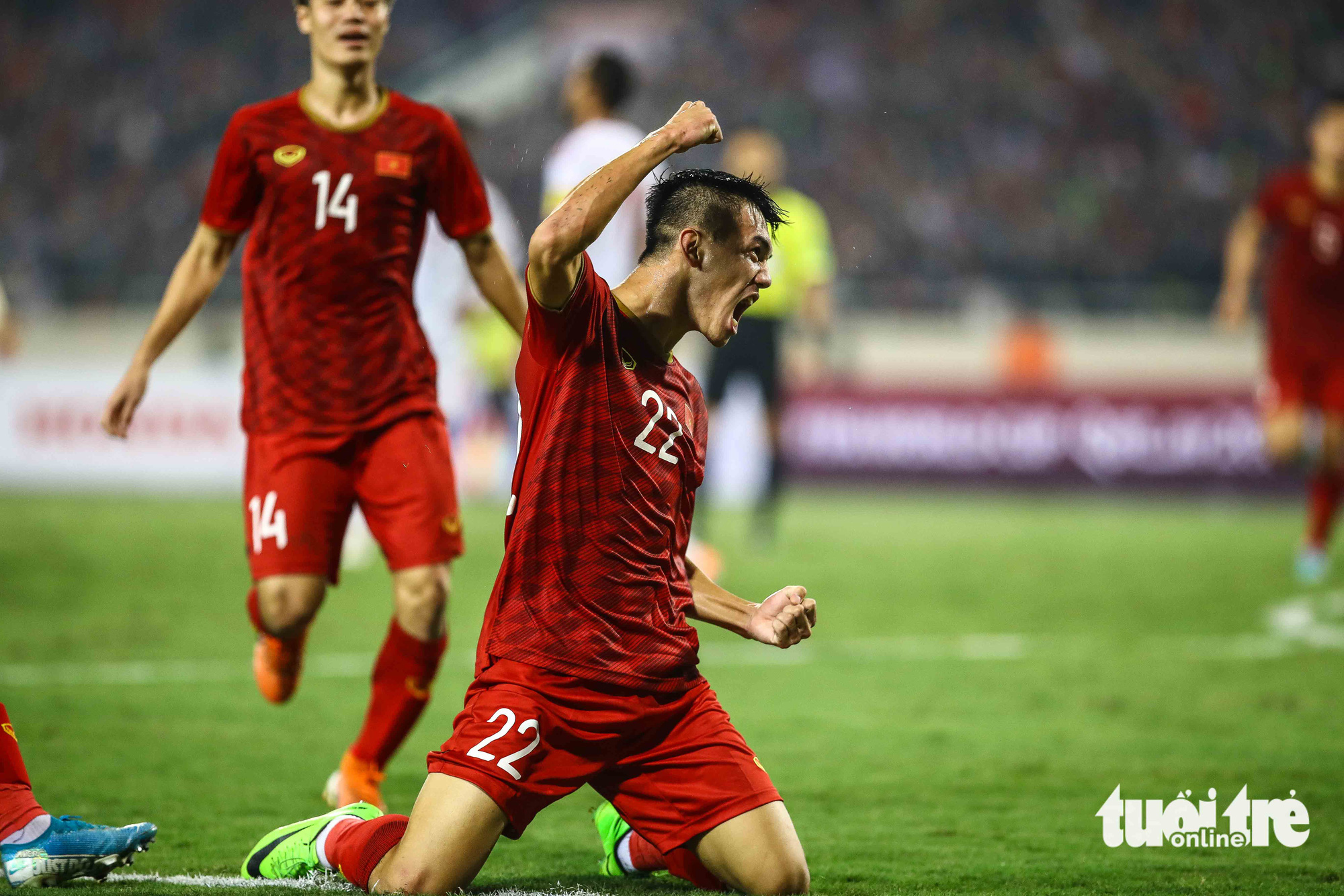 Value of Vietnam's football squad surges to $4mn amid COVID-19: Transfermarkt