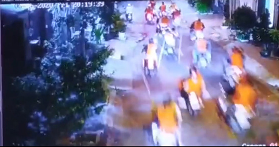 Nearly 200 men attack eatery in Ho Chi Minh City