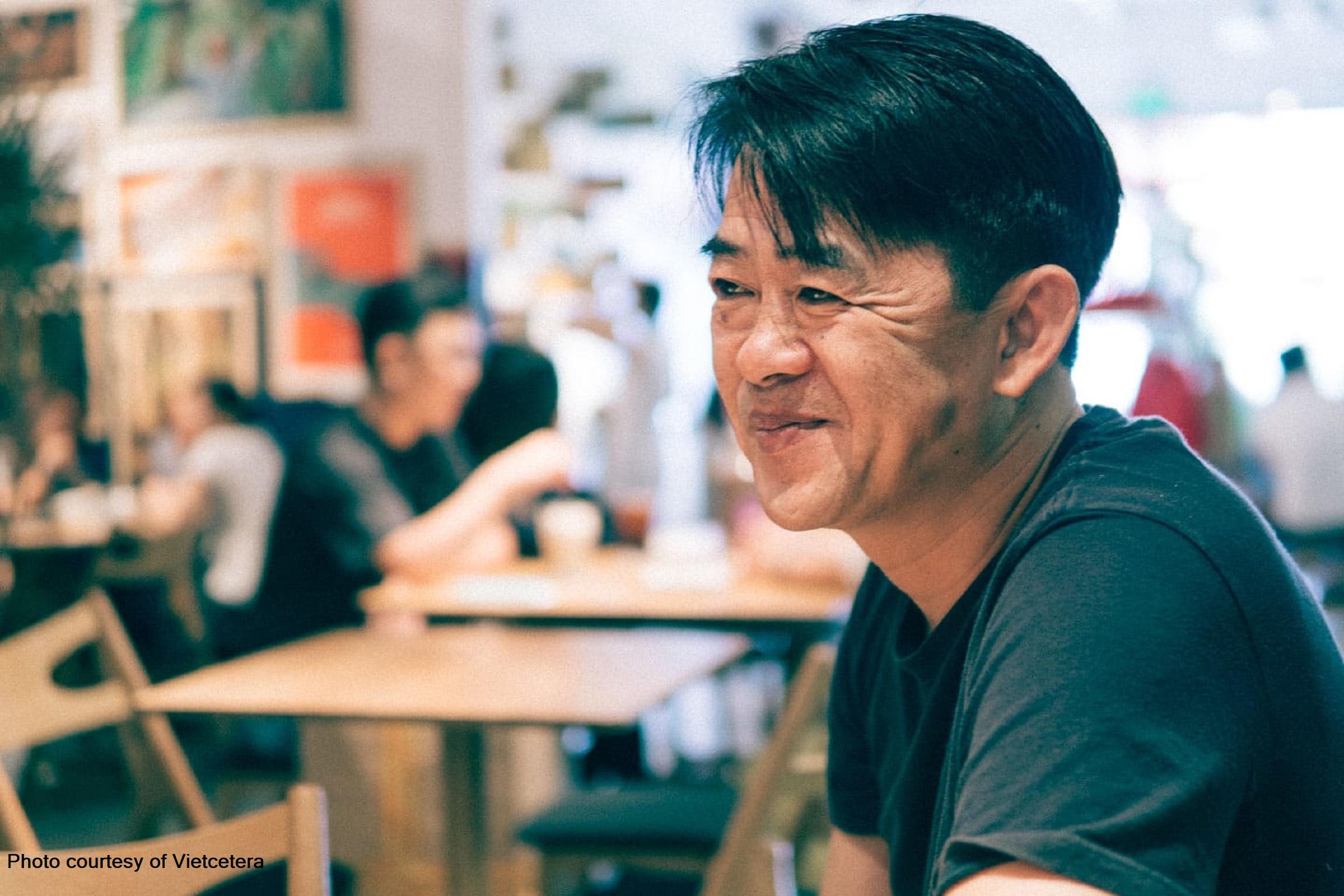 The master of Vietnamese gastronomy