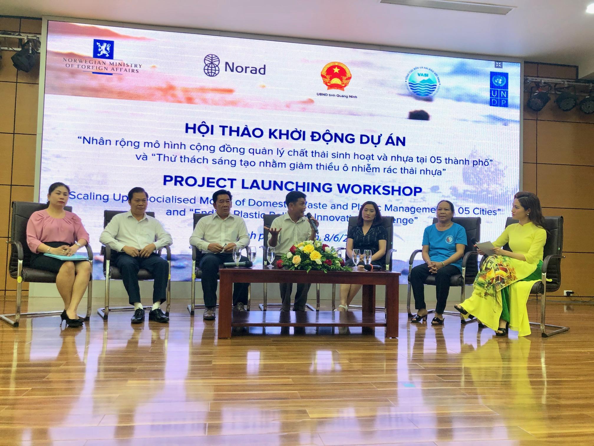 Vietnam joins Norway, UNDP in tackling waste, plastic pollution