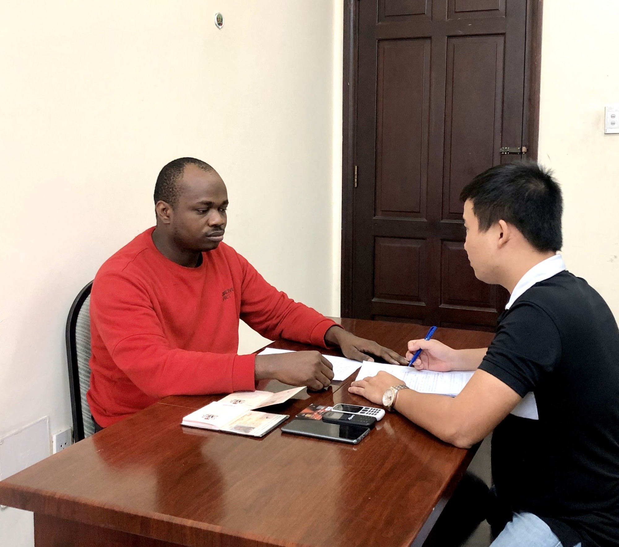 Multinational fraud ring arrested for social media scam targeting Vietnamese