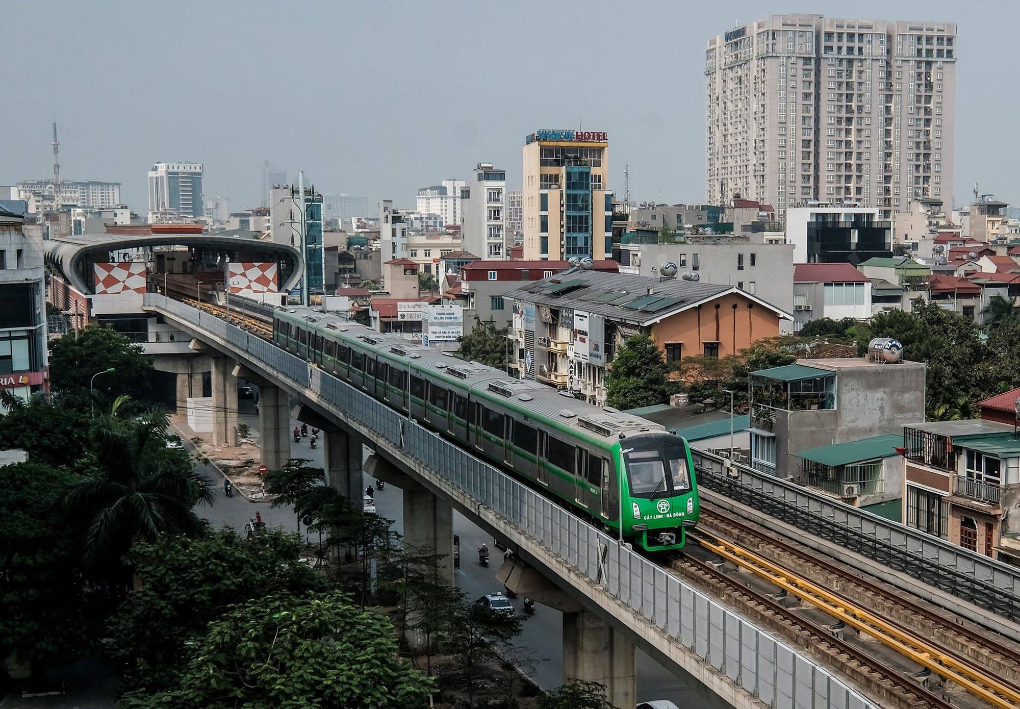 Hanoi's Cat Linh-Ha Dong metro line must run in 2020: PM