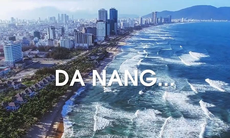 Da Nang seeks to impress int'l holiday seekers with TV commercial aired on BBC