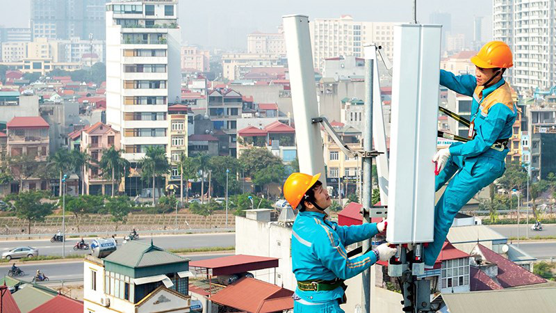 Vietnam's MNOs sign landmark agreement to share infrastructure