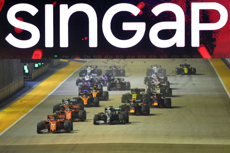 Singapore, Japan, Azerbaijan grands prix axed due to virus