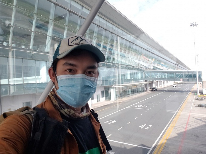 Vietnamese globetrotter returns home after over 1,000 days around world on motorbike