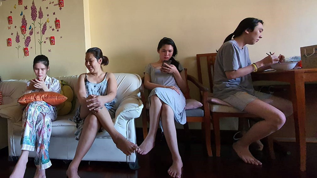 In Vietnam, old hand at transgender service opens up about job