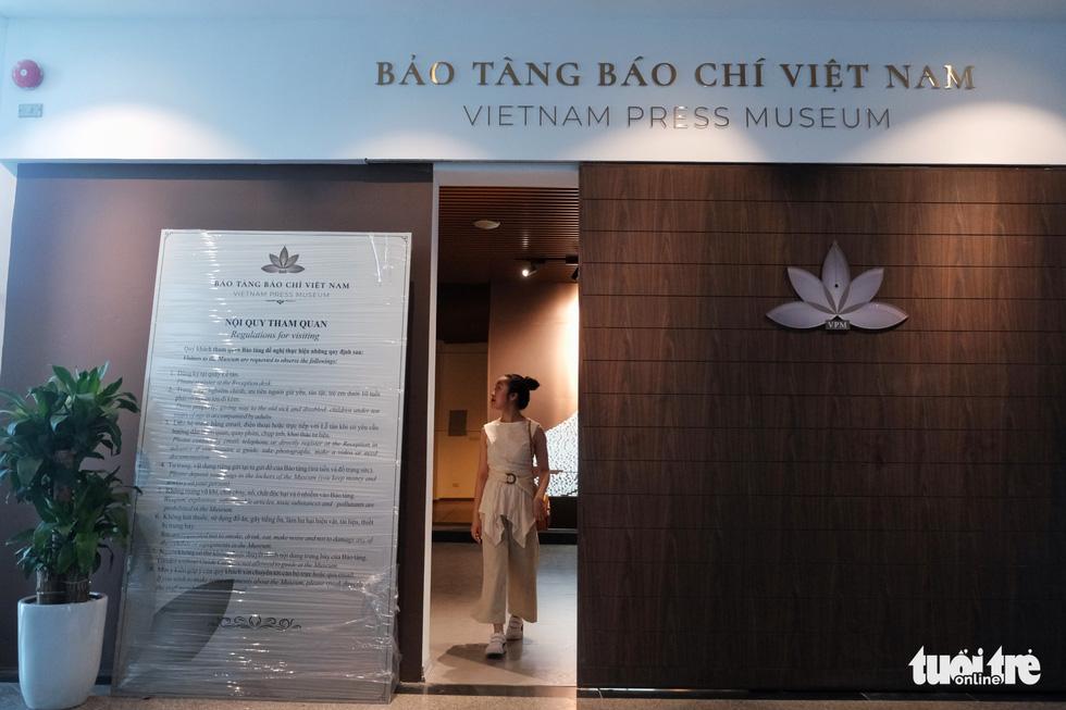 Vietnam's press museum to open to public
